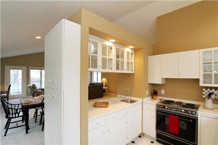 Brewster Cape Cod vacation rental - Kitchen (alternate view)