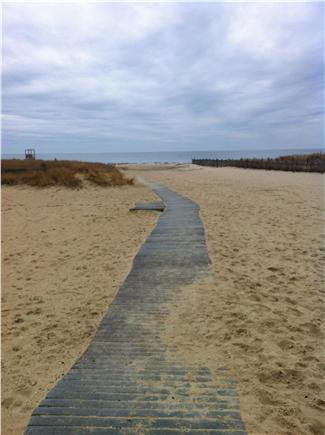 Harwich Port Cape Cod vacation rental - Path to Bank Street Beach