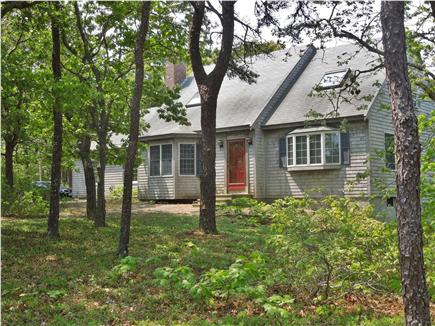 North Eastham Cape Cod vacation rental - Front of home