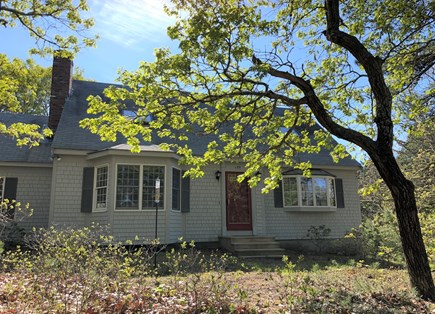 North Eastham Cape Cod vacation rental - Quiet wooded setting