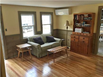 Dennisport Cape Cod vacation rental - Living Room - Fresh Paint, AC and HW Floors
