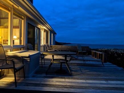 North Truro Cape Cod vacation rental - Lovely nights.