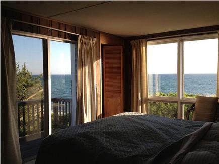 North Truro Cape Cod vacation rental - Master bedroom.