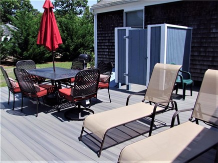 Eastham Cape Cod vacation rental - Outdoor shower, gas or charcoal grill, hammock, and more!
