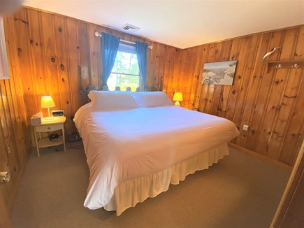 Eastham Cape Cod vacation rental - Bedroom 3 has a large King bed and large closet