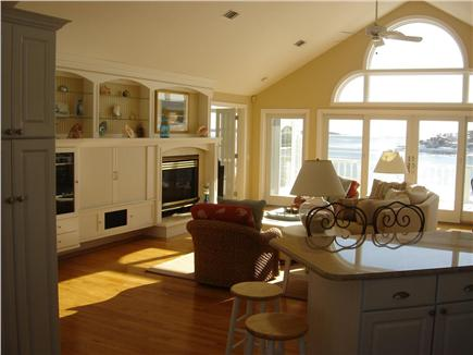 Yarmouth Cape Cod vacation rental - Great Room
