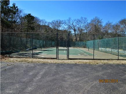 Sandwich Cape Cod vacation rental - Tennis courts wth private association