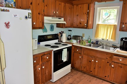 Sandwich Cape Cod vacation rental - Cute kitchen