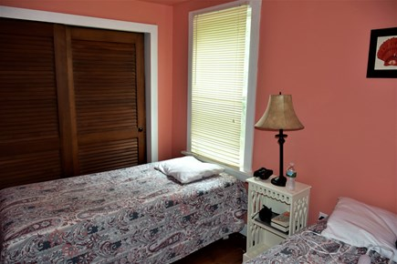Sandwich Cape Cod vacation rental - Upstairs bedroom with a full and a twin bed