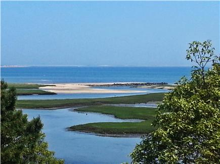 Chatham Cape Cod vacation rental - View from the deck