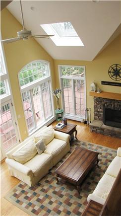 Chatham Cape Cod vacation rental - Second Floor open to Great Room below