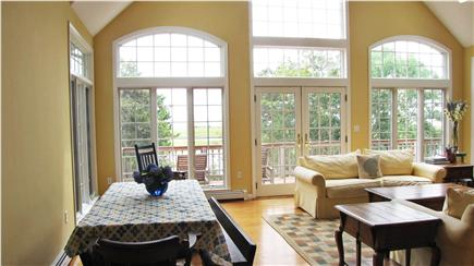 Chatham Cape Cod vacation rental - Great Room , Dining Area