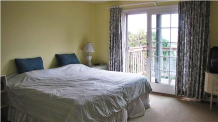 Chatham Cape Cod vacation rental - Upstairs bedroom 1 - has private bath and deck