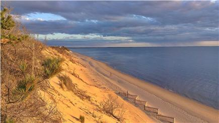 Eastham Cape Cod vacation rental - Take a lovely 15 minute walk to Cooks Brook Beach