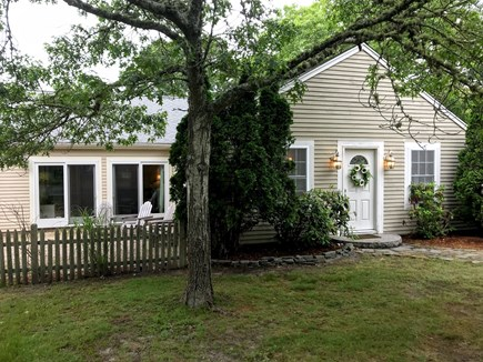 West Yarmouth Cape Cod vacation rental - Front view of the home