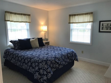 West Yarmouth Cape Cod vacation rental - Guest bedroom with queen bed
