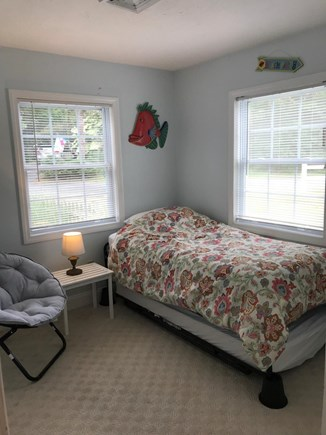West Yarmouth Cape Cod vacation rental - Guest Bedroom with twin and twin trundle