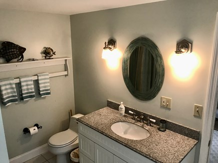 West Yarmouth Cape Cod vacation rental - Master bathroom