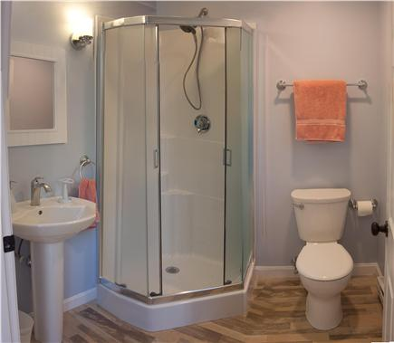 Eastham Cape Cod vacation rental - New second bath with shower