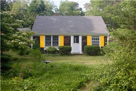 Eastham Cape Cod vacation rental - Spacious, private, landscaped yard great for activities