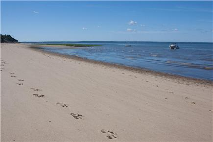 Eastham Cape Cod vacation rental - Easy access to public Cooks Brook Beach