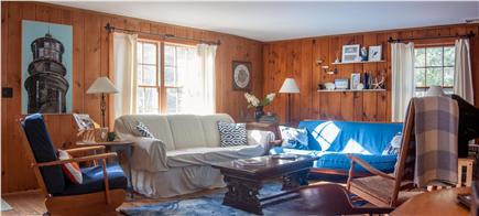 Eastham Cape Cod vacation rental - Airy, spacious family room