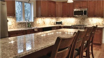 Yarmouth Cape Cod vacation rental - Kitchen with an Island