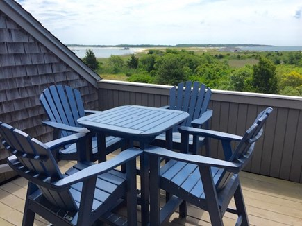 Hyannis Cape Cod vacation rental - Rooftop Balcony with Gorgeous Views