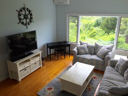 Hyannis Cape Cod vacation rental - Living Room with large MarshView Window