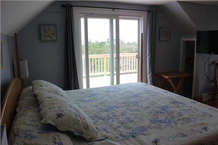 North Truro Cape Cod vacation rental - Master bedroom