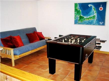Eastham Cape Cod vacation rental - Foosball