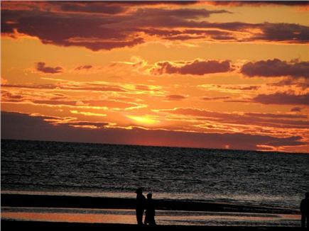 Eastham Cape Cod vacation rental - Bay Sunset