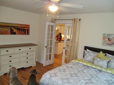 Wellfleet Cape Cod vacation rental - Queen Room - Bedroom 2