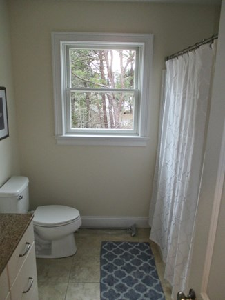 Wellfleet Cape Cod vacation rental - Second Floor Bathroom with Tub