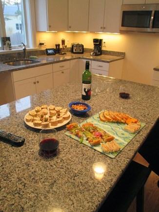 Wellfleet Cape Cod vacation rental - Great open plan for gathering!