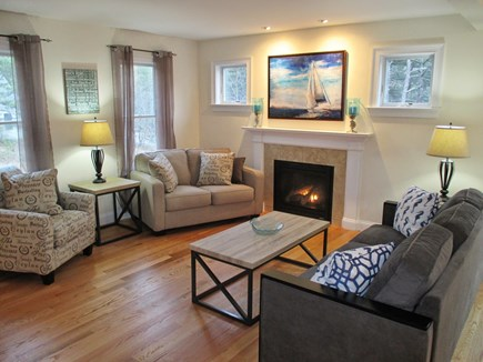 Wellfleet Cape Cod vacation rental - Living Room - Furniture for 2021 looks different and is new