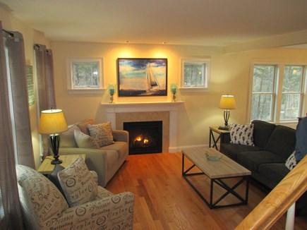 Wellfleet Cape Cod vacation rental - Alternate Living room view - furniture has been rearranged