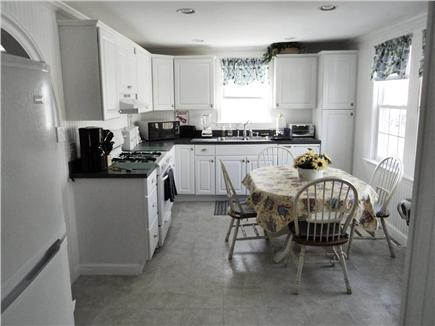 Dennis Cape Cod vacation rental - Fully equipped kitchen.