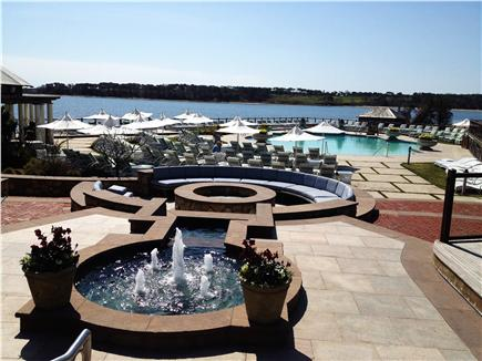 South Orleans Cape Cod vacation rental - Wequasett Resort, 4 miles away, outdoor restaurant