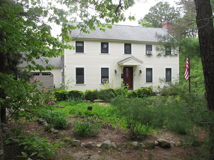 South Orleans Cape Cod vacation rental - Front view of Camp David