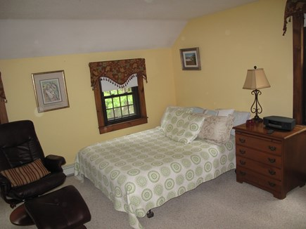 South Orleans Cape Cod vacation rental - Second Floor Guest Room with Queen Bed