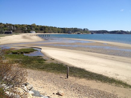 South Orleans Cape Cod vacation rental - Walk to Pleasant Bay town beach, .5 miles