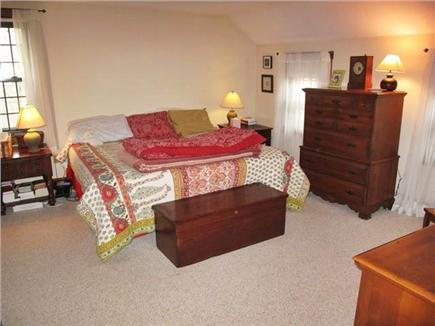 South Orleans Cape Cod vacation rental - Second Floor Master Bedroom, King Size Bed