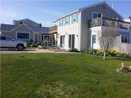 West Yarmouth Cape Cod vacation rental - Side of large home