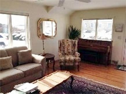 West Yarmouth Cape Cod vacation rental - Living Room 1