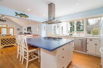Brewster Cape Cod vacation rental - Another Look at Kitchen