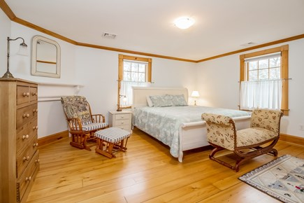 Brewster Cape Cod vacation rental - 2nd floor suite with king bed and en suite bathroom