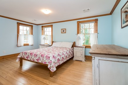 Brewster Cape Cod vacation rental - 2nd floor bedroom with queen and bathroom