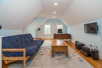 Brewster Cape Cod vacation rental - 3rd floor suite living area