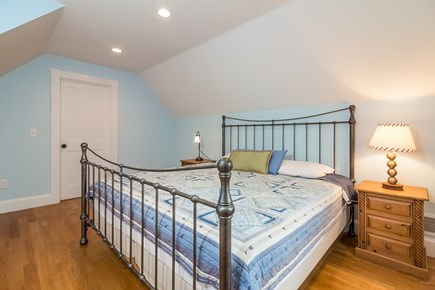 Brewster Cape Cod vacation rental - 3rd floor suite with king bed and bathroom